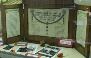 Image of Shirley War Memorial Plaque