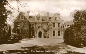 postcard of Berksell Rectory