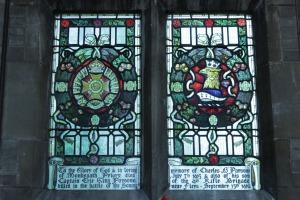 Salter Street church window