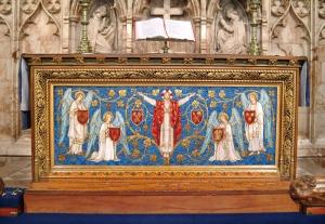 Altar at Olton