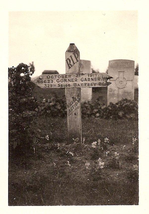 Dare Day's grave
