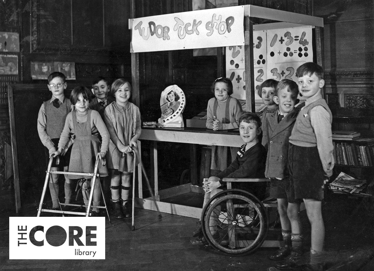 Tudor Grange Special School pupils
