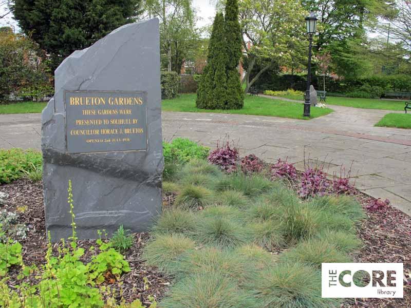 Brueton Gardens Solihull