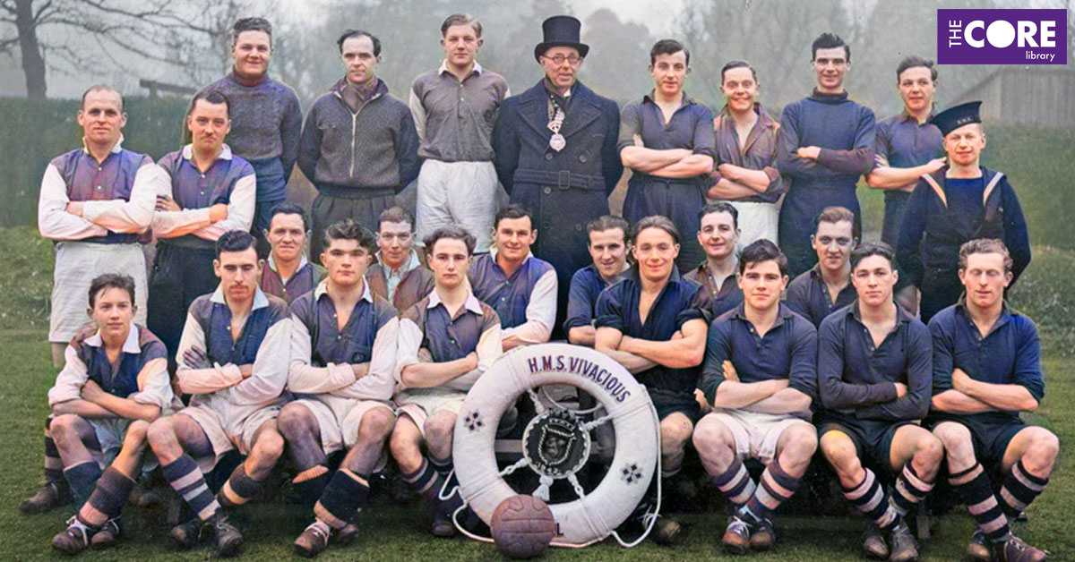 HMS Vivacious crew
