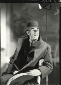 Studio photograph of Johin Hampson SImpson