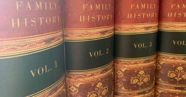 family history folders