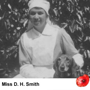 Doris Hamilton Smith