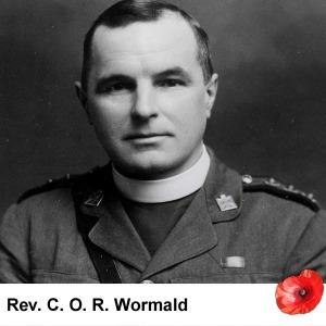 Rev. Charles Octavius Wormald