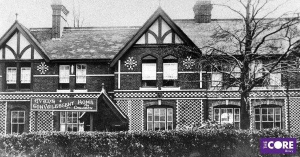 Evans Convalescent Home c1940