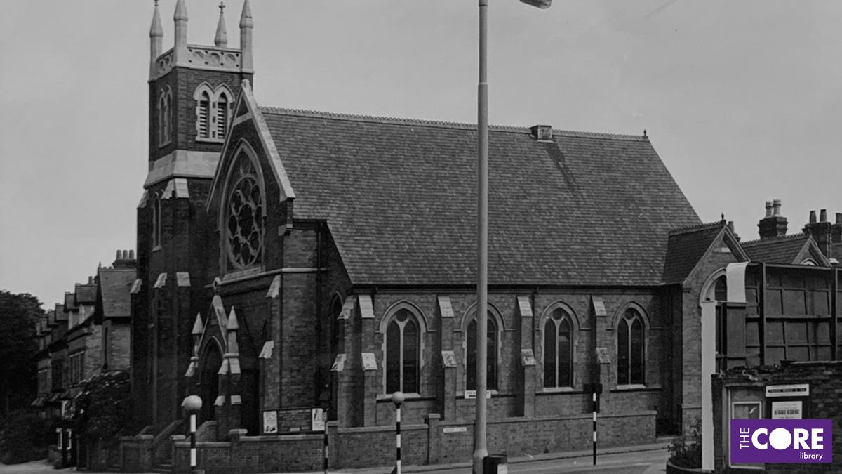 Solihull Congregational Church 1964