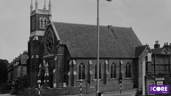 Solihull Congregational Church 1964