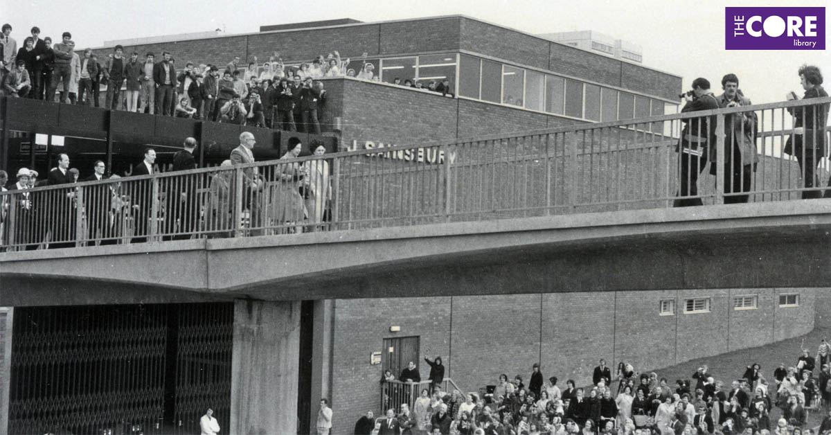 Chelmsley Wood Shopping Centre opening