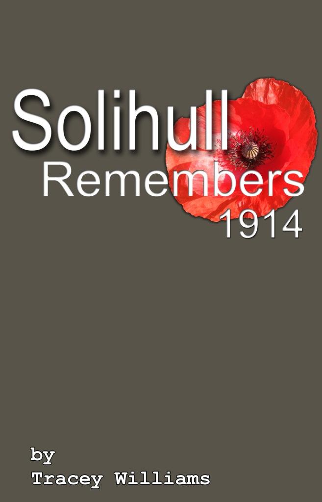 Solihull Remembers 1914 cover