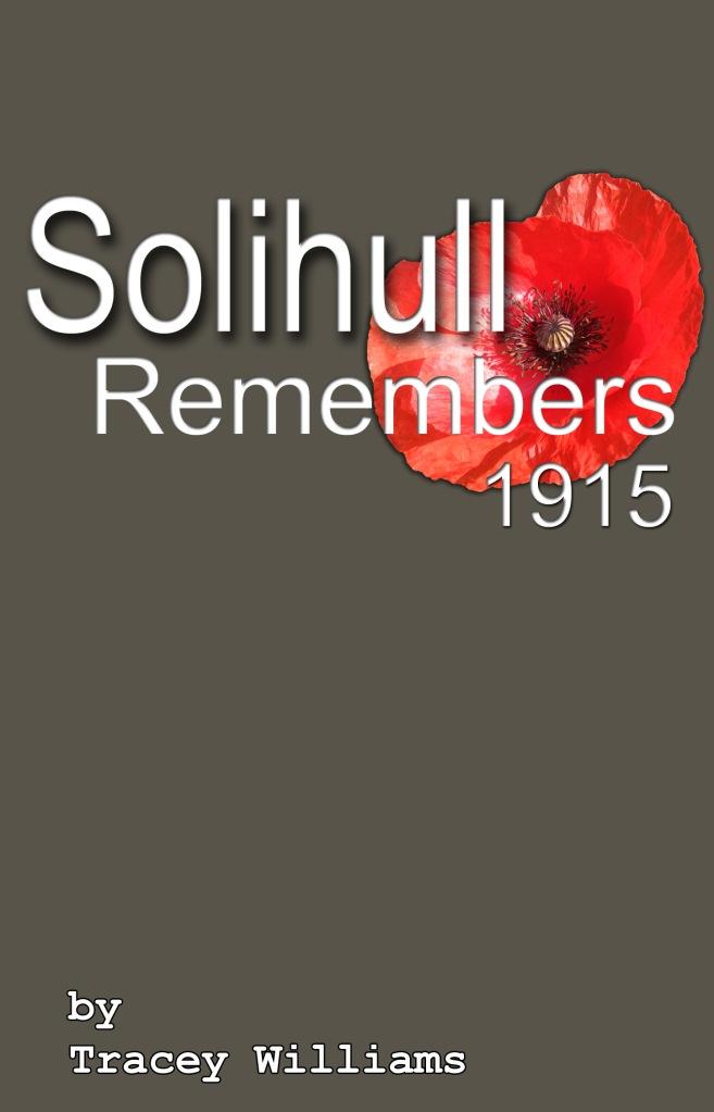 Solihull Remembers 1915 cover